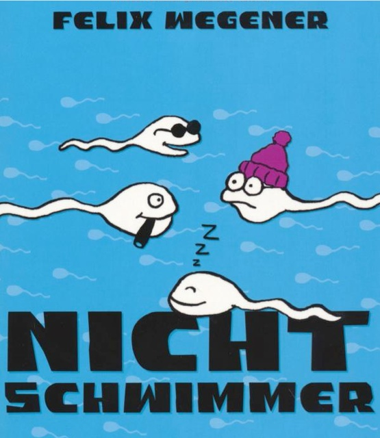 Nicht Schwimmer - Felix Wegener